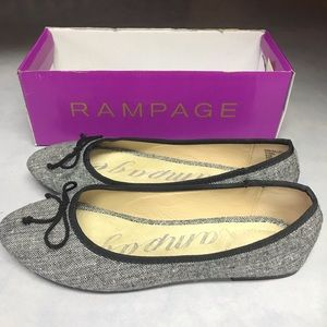Size 8 1/2 Rampage dress shoes